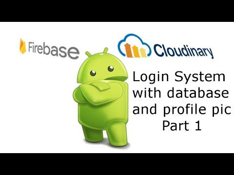 Thunkable + Cloudinary How to Create a Registration/login Pr