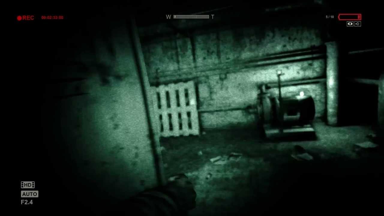 Live commentary sur outlast le meilleur jeux d 39 horreur youtube - Jeux d oreure ...
