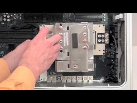 how to change processor on mac