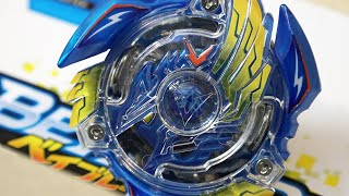 Victory Valkyrie .B.V Starter (B-34) Official Unboxing & Review! Beyblade Burst!
