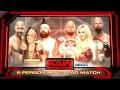 720pHD WWE Raw 2017.01.30 Six Mixted Tag Team Match