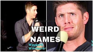 Weird Names That Shocked & Amused Supernatural Cast At Conventions