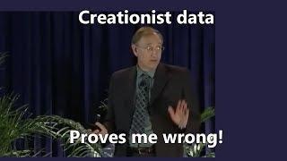 How Creationist Data Disproves Noah