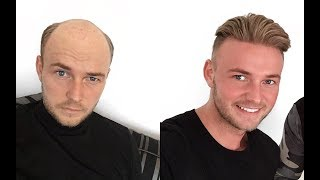 Stevie's Hair Transformation | Quiff & Co