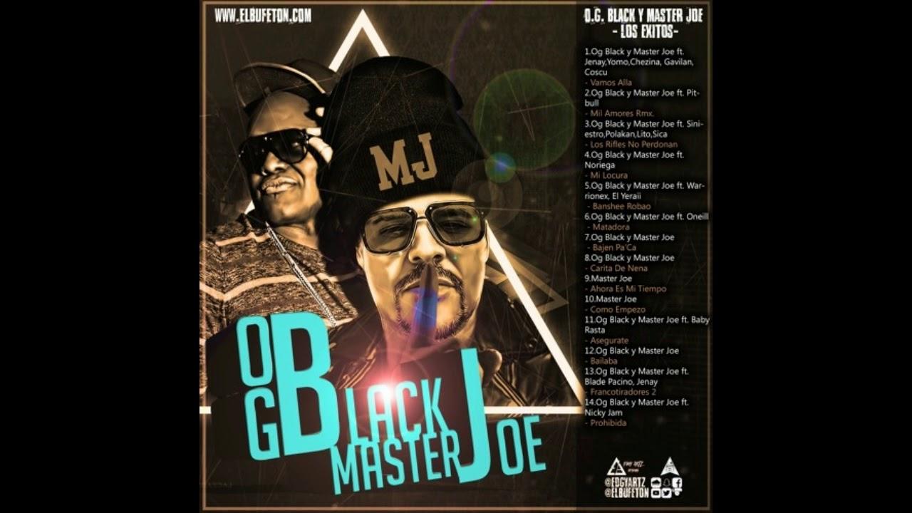 master joe og black banshee robao