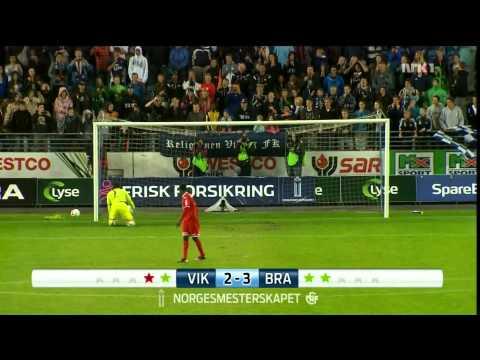 NM 2011: Straffekonkurranse  Viking-Brann