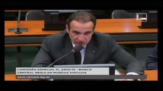 PL 2303/15 - BANCO CENTRAL REGULAR MOEDAS VIRTUAIS - Reunião Deliberativa - 18/04/2018 - 12:36