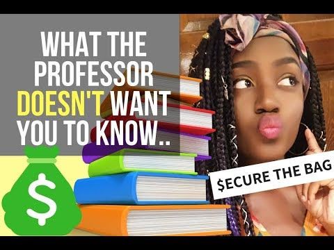 College Textbook TRICKS - How I Got FREE & Super CHEAP Textbooks Saving $100s | ESP Daniella