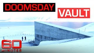 Secret vault holds the key to human survival at the end of the world | 60 Minutes Australia