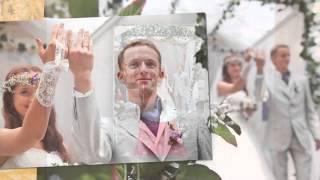 Свадебное Слайд шоу (001-02)  Wedding slideshow
