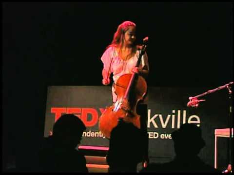 TEDxOakville - Rachel Mercer - Performance