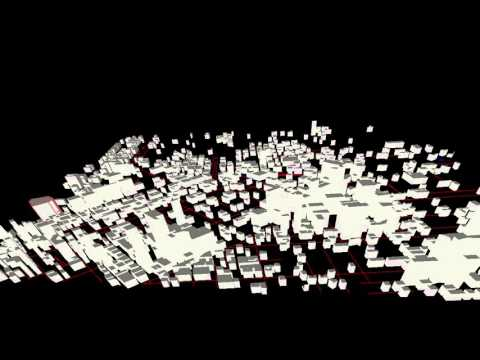 Mapzen vector tiles - Processing