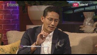 Buka-bukaan Sandiaga Uno yang Dinilai Selalu Menentang Kebijakan Ahok Part 2A - HPS 14/03