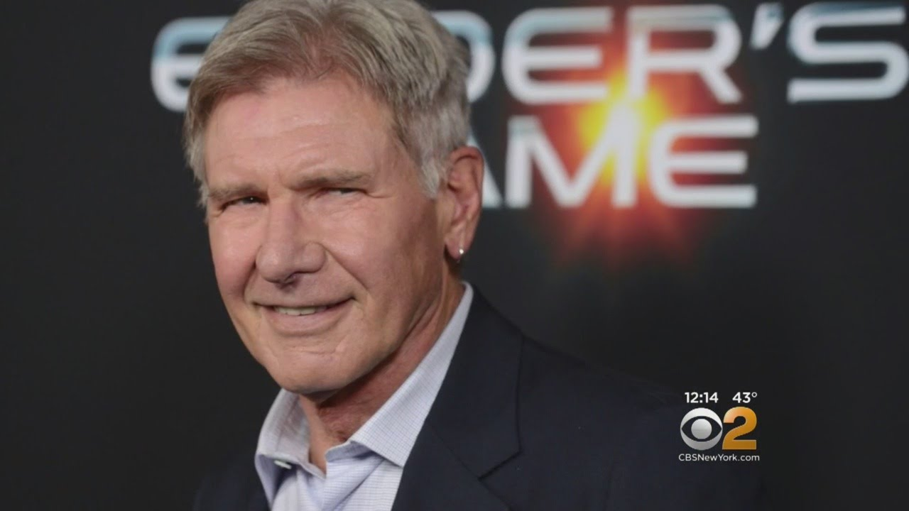 Scare In The Air For Harrison Ford