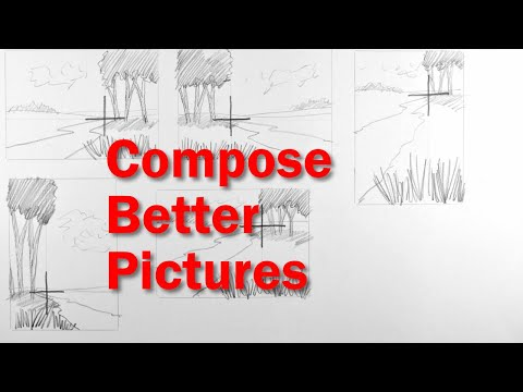 How to Compose a Picture Simply