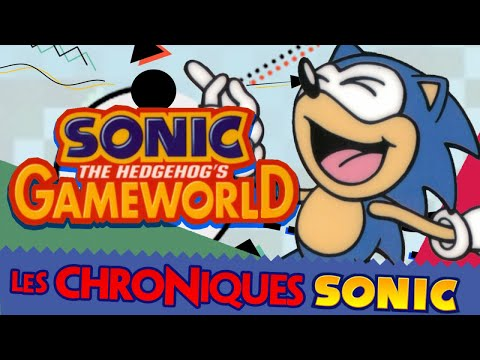 SONIC GAME WORLD (1994)  - LES CHRONIQUES SAUNIQUES #15 - PuNkY