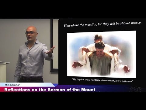Reflections on the Sermon of the Mount by Fred Gouveia
