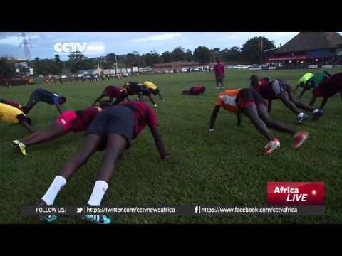 Uganda prepares for Rugby Sevens Olympic Qualifiers