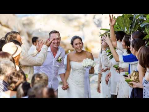Tao & Mark's Wedding – Nora Buri, Koh Samui Thailand 2013