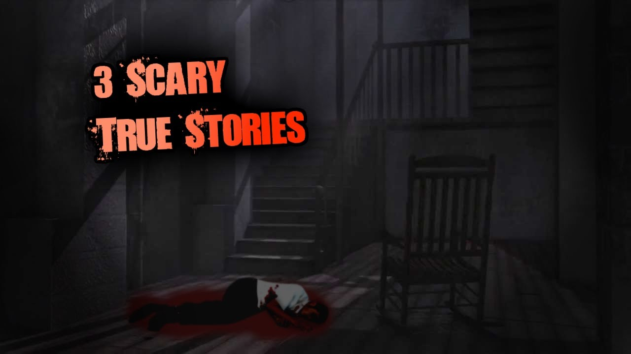 3 scary allegedly real horror stories youtube. Black Bedroom Furniture Sets. Home Design Ideas