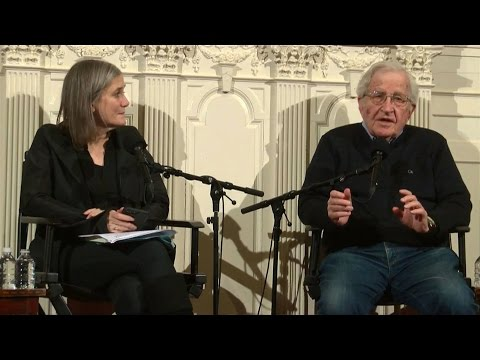 Chomsky on North Korea & Iran: Historical Record Shows U.S. Favors Violence Over Diplomacy