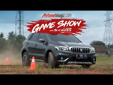 Suzuki SX4 S-Cross | Game Show With AutonetMagz