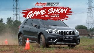 AutonetMagz Game Show with Suzuki SX4 S-Cross
