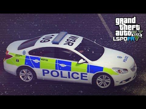 GTA 5 LSPDFR - Brummie/West Midlands Police patrol - The British way #74