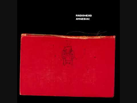 radiohead amazing sounds of orgy EP
