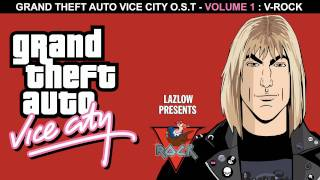 I Wanna Rock - Twisted Sister - V-Rock - GTA Vice City Soundtrack [HD]