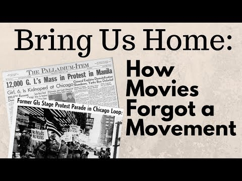 Bring Us Home: How Movies Forgot A Movement