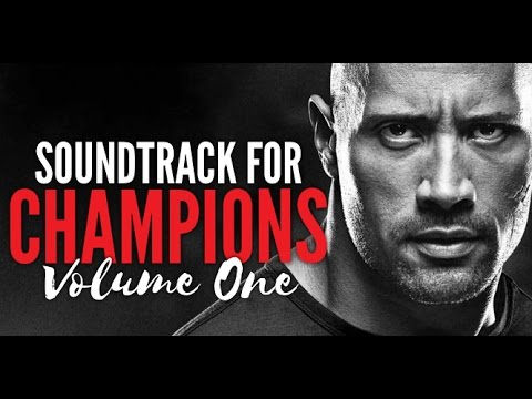 Soundtrack For Champions #1 (30 Minute Motivational Video) Billy Alsbrooks, Eric Thomas, Les Brown
