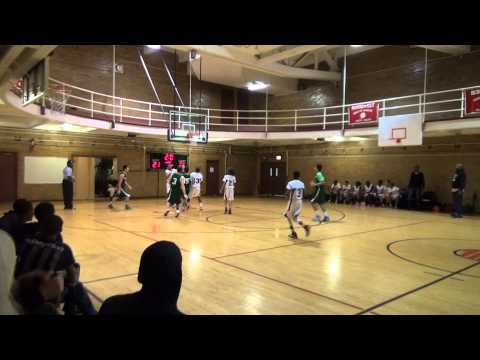 Bronx Science HS JV Basketball Game 2 122314 Roosevelt HS