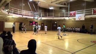 Bronx Science HS JV Basketball Game 2 122314 Roosevelt HS