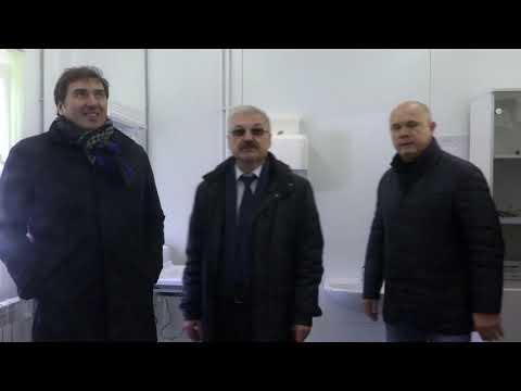 07.04.19 В Жеребцово открылся новый ФАП