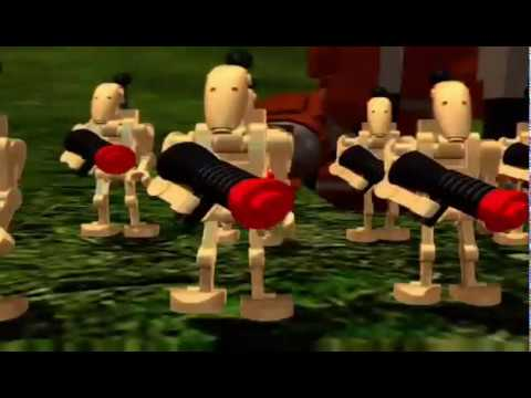Its Time To Play Lego Star Wars The Complete Saga Boss Nass Noise