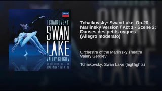 Tchaikovsky: Swan Lake, Op.20 / Act 1 - Scene 2: Danses des petits cygnes (Allegro moderato)