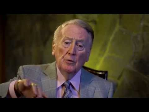 Vin Scully on Dodger Stadium's Opening Day 1962