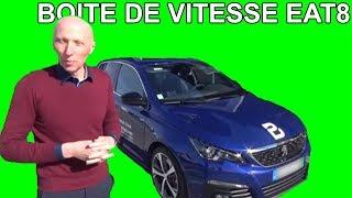 Les tutos de Berbi : Essai sur route de la nouvelle Boîte automatique 8 rapports - 308 GT - Peugeot
