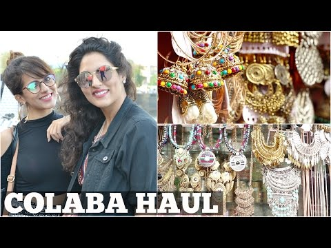 COLABA HAUL | STYLE ON A BUDGET | Colaba Causeway Shopping