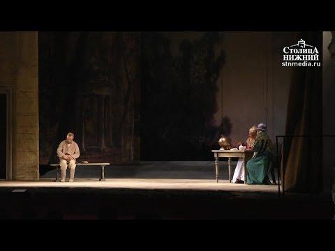 Знаковое событие в культурной жизни России. Капремонт оперного театра в Нижнем Новгороде