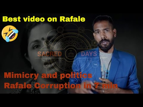 Rafale Deal : first Episode Sacred Days