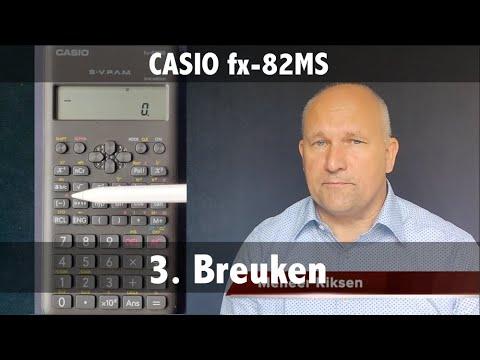 How to Reset A Casio fx-82MS Scientific Calculator