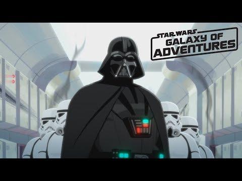 Galaxy of Adventures   Darth Vader – Power of the Dark Side