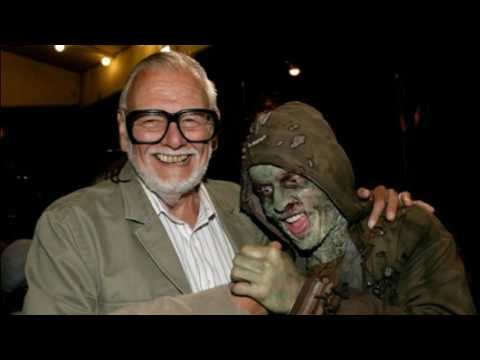 Zomibie movie legend George A  Romero passes away at the age of 77
