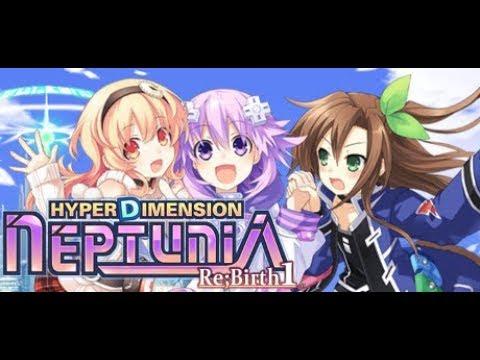 Hyperdimension Neptunia Re;Birth1 | My best friend is here | Episode 4 |