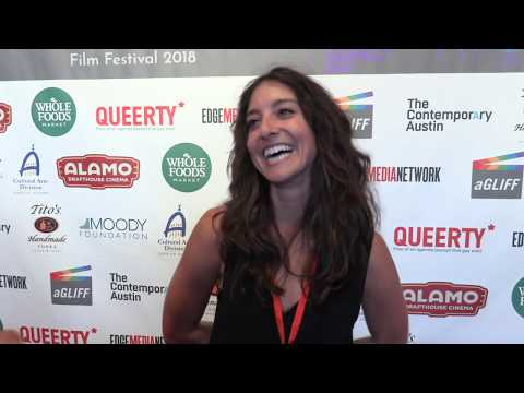 aGLIFF 2018: Jenna Laurenzo - LEZ BOMB (Red Carpet) Mp3