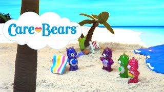 Care Bears Adventure at the Beach!