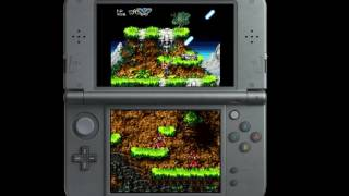 3DS Game Capture Test 2 - Contra 4