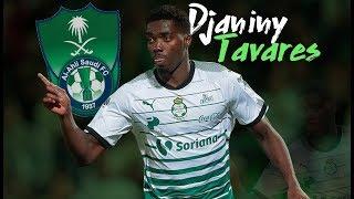 Djaniny Tavares - Goles y Jugadas 2017 - 2018 | Welcome to Al-Ahli Saudi FC